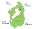 Torahime in Shiga Prefecture.png