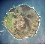 Tori-Shima Island of Izu-Islands Aerial photograph.2001.jpg