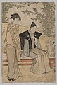 Torii Kiyonaga - Two Lovers (from the series Brocades of the East in Fashion) - 1940.1006 - Cleveland Museum of Art.jpg