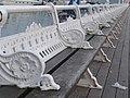 Torquay, pier benches - geograph.org.uk - 1464815.jpg