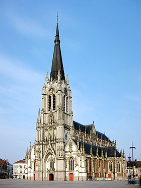 Image illustrative de l'article Église Saint-Christophe de Tourcoing
