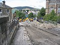 Town Centre Redevelopment Works in Galashiels - geograph.org.uk - 247827.jpg
