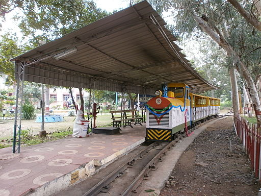 Toy-Train-Ride-in-Regional-Rail-Museum-ICF-Chennai