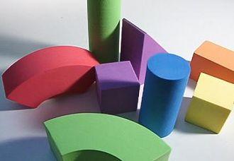 Toy block - A set of blocks