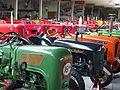 Tractoren in het museum.JPG