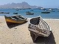Traditional cap verdian fishing boats.jpg