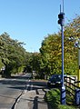 Traffic monitoring sensor, Burnley Road A646, Mytholmroyd - geograph.org.uk - 1040792.jpg