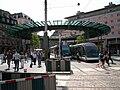 TramStrasbourg lineA lineD HommedeFer Station.JPG
