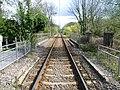 Tramlink route alongside Morden Hall Park (geograph 2894509).jpg