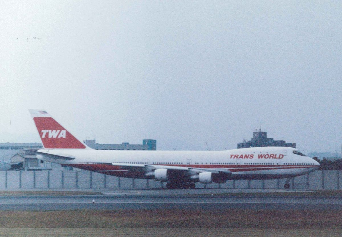 Trans World Airlines Wikipedia Wolna Encyklopedia
