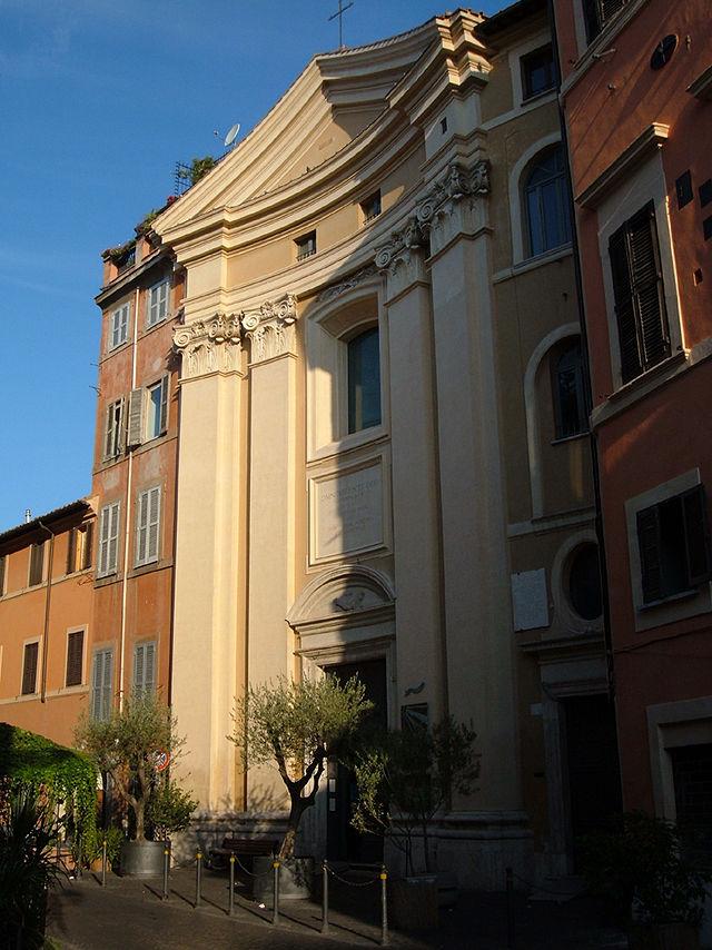 Église Santa Dorotea