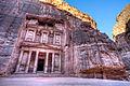 Treasury at Petra, Jordan.jpg