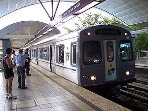 Tren Urbano in Bayam%C3%B3n %28Puerto Rico%29