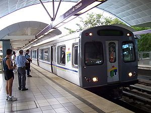 Tren Urbano in Bayamón (Puerto Rico)