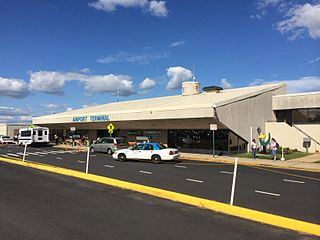 Trenton–Mercer Airport Airport in Ewing Township, New Jersey, USA