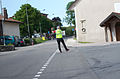 Triathlon Vallée de Joux 30-06-2013 - Sécurité lors de l'épreuve cycliste.jpg