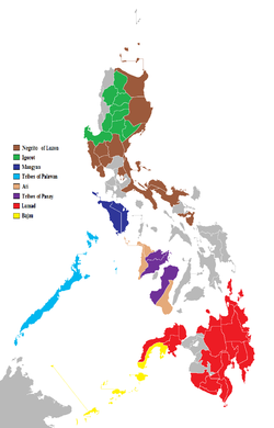 Indigenous Peoples Of The Philippines Wikipedia