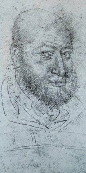 Triboulet - Portrait, c.1550