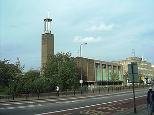 Trinity Independent Chapel - The New Trinity Congregational Church 1951-present