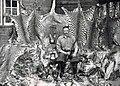 Trophée de chasse au Somaliland, en 1899.jpg