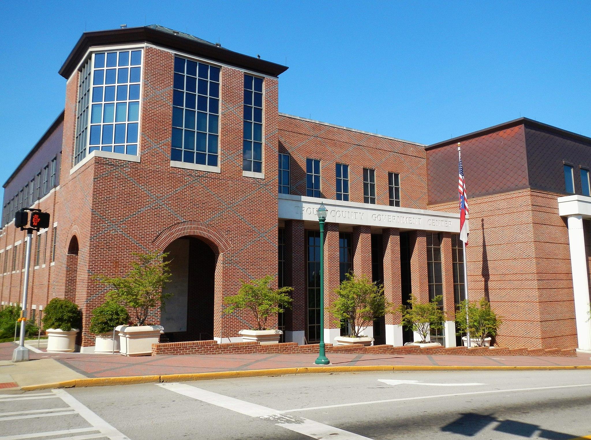 Troup County Georgia Government Center