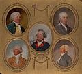 Trumbull 1790 Miniature portraits Mifflin Livermore Manning Butler Lee.jpg