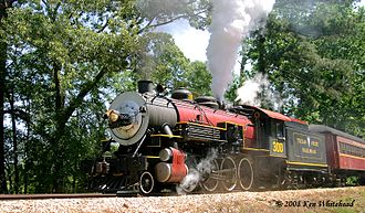 Texas State Railroad - Image: Tsrr 3