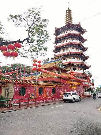 Tua Pek Kong Temple, Sibu - The Tua Pek Kong Temple