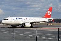 TC-JPP - A320 - Turkish Airlines