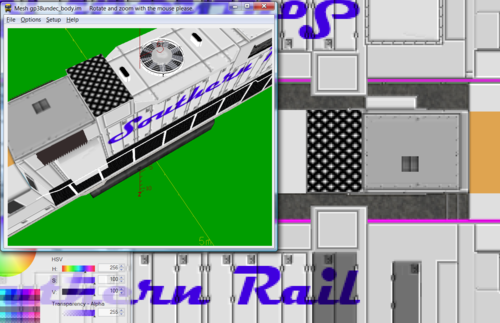 Trainz/Tutorial for Reskinnng a Locomotive using Paint Net