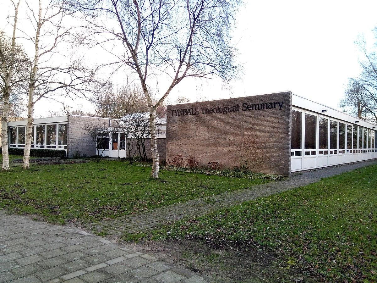 b1118133909e Tyndale Theological Seminary (Europe) - Wikipedia