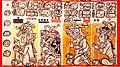 Tzolkin-Abschnitt im Codex Dresdensis, beginnend mit dem Tag 1 Manik´. Gezeichnet von Lacambalam..jpg