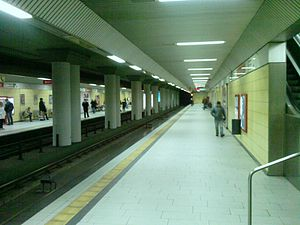 Friesenplatz (KVB) - Friesenplatz station