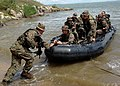 U.S. Marines and Sailors with the 3rd Battalion, 8th Marine Regiment, assigned to Black Sea Rotational Force (BSRF) 14-2, conduct an amphibious exercise.jpg