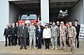 US, Latvian officials celebrate completion of fire and rescue station project (5736827700).jpg