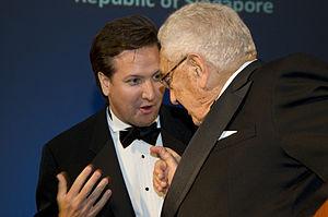 USABC President, Alexander Feldman with Former Secretary of State, Henry Kissinger.jpg