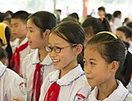 USAID Supports School-based Eye Care in Phuc Tho, Hanoi (29978341130).jpg