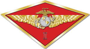 1st Marine Aircraft Wing - 1st MAW insignia