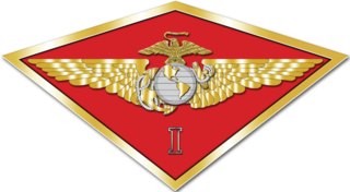 1st Marine Aircraft Wing unit of the United States Marine Corps