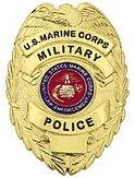 Marine Corps MP Shield