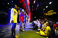 USO Show Troupe Performs At Hard Rock Cafe New York - Photo 2.JPG