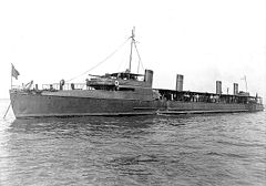 USS Hopkins (DD-6)
