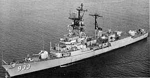 USS Barry (DD-933) - USS Barry (DD-933)