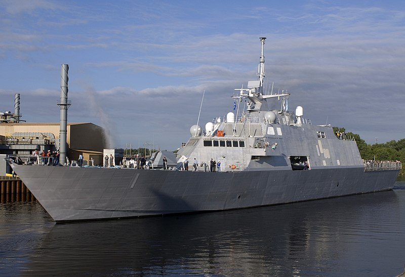 File:USS Freedom (LCS 1).jpg