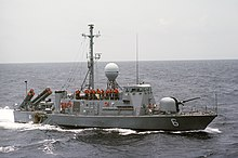 USS Gemini (PHM-6) during UNITAS 85.jpg