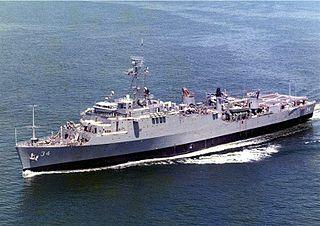 USS <i>Hermitage</i> (LSD-34)