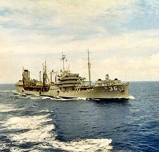USS <i>Kennebec</i> (AO-36)