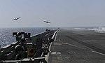 USS Theodore Roosevelt operations 150528-N-GR120-563.jpg