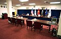 US Navy 040813-N-6939M-001 Commissions building courtroom at Guantanamo Bay, Cuba.jpg