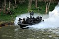 US Navy 080811-N-4205W-034 Special Warfare Combatant-craft Crewmen assigned to Special Boat Team 22 (SBT-22) conduct live-fire immediate action drills.jpg